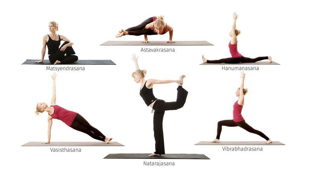 Other - Yoga Pose / Asana Image by FinlayWilson