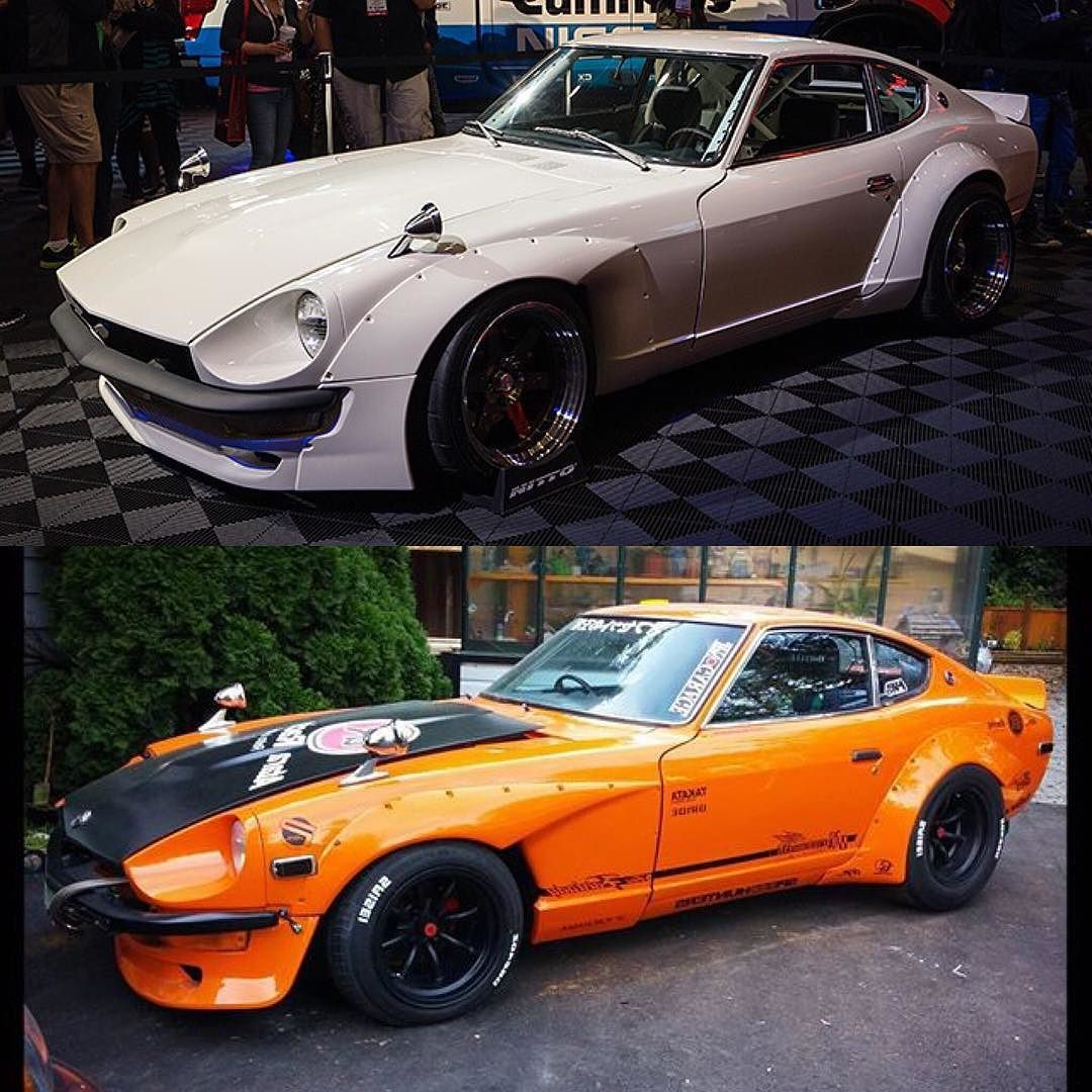 Which Do You Prefer? Top U003d Rocket Bunny. Bottom U003d D Brinkworth? Tag