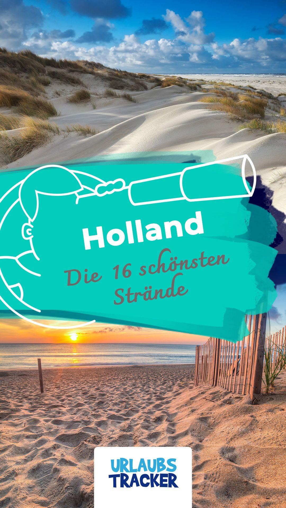 Tipps Fur Die 16 Schonsten Strande In Holland Urlaubstracker De