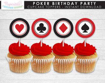 Casino night cake toppers red robin casino coquitlam bc
