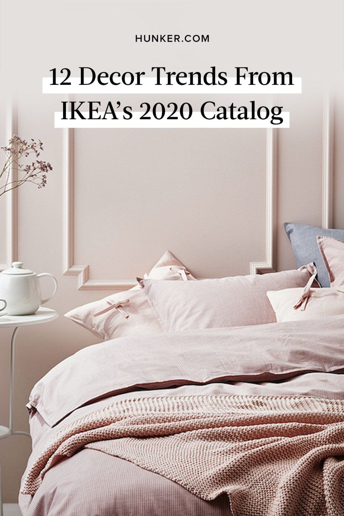 12 Decor Trends From IKEA's 2020 Catalog to Bookmark Now