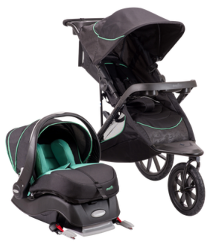 Ranked the 15th best selling travel system on Amazon, the
