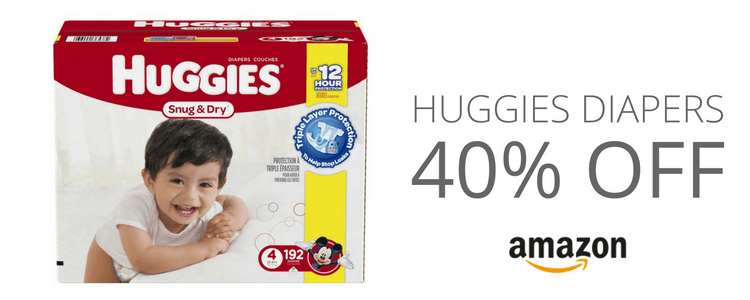 You Won T Need To Use Any In Store Huggies Coupons To Stock Up On