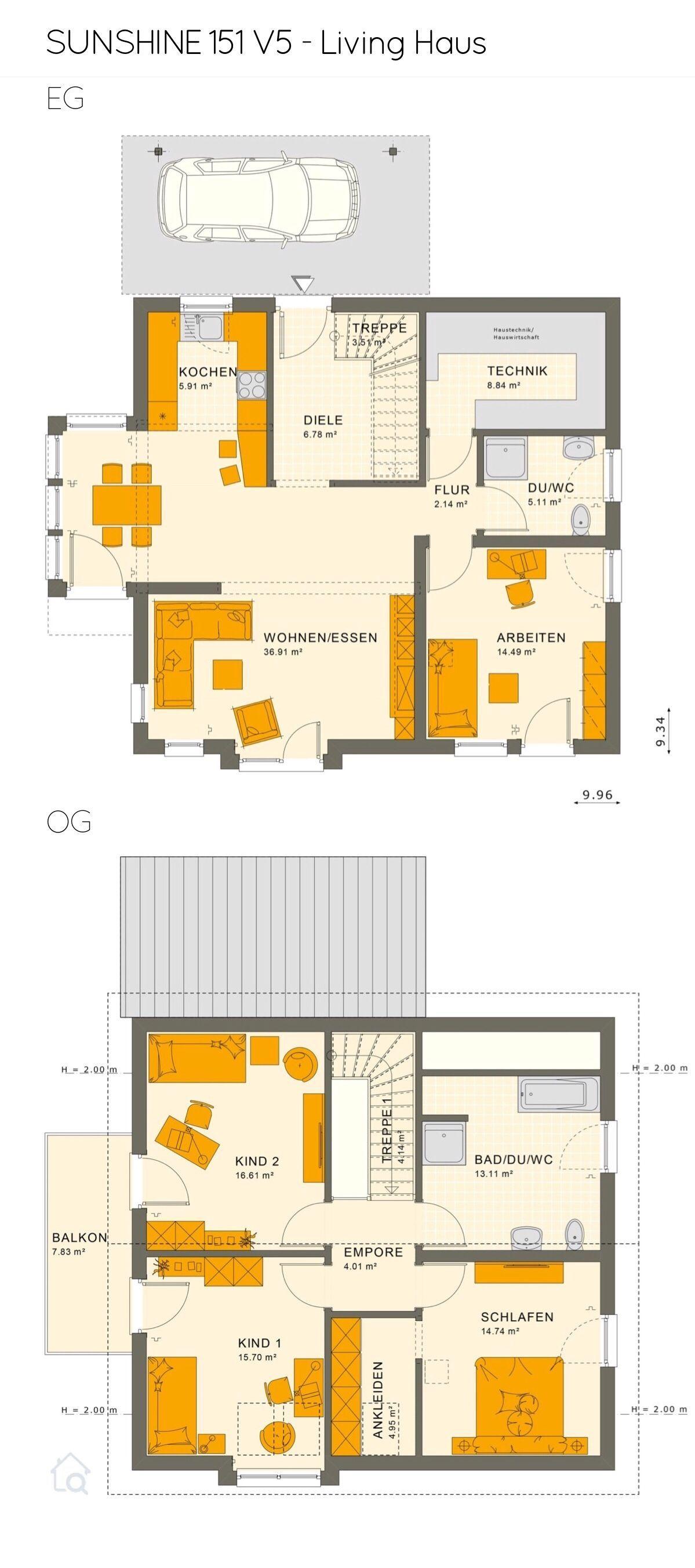 16+ Haus mit buero grundriss 2021 ideen