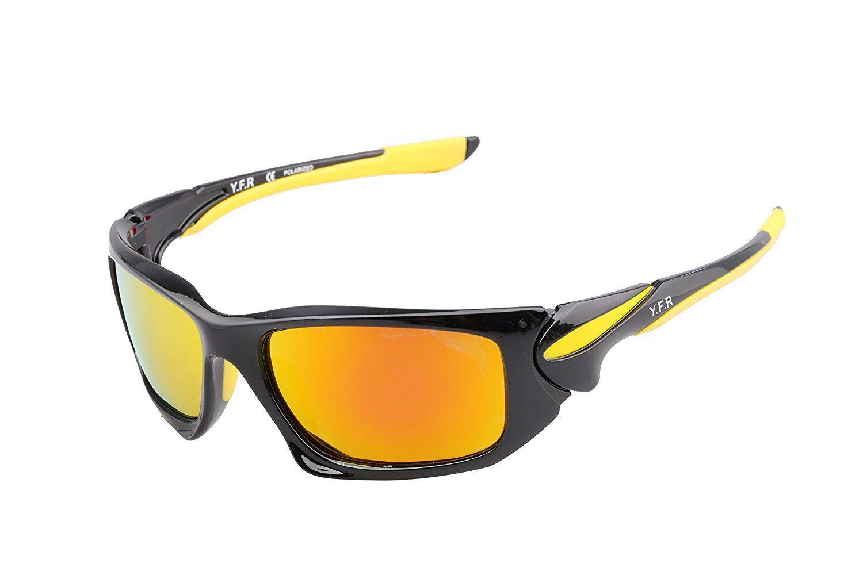 Yufenra Polarized Sports Sunglasses for Running Cycling