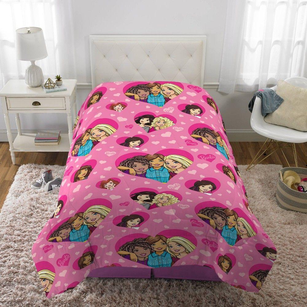 Twin Barbie B Anything Bedding Bundle