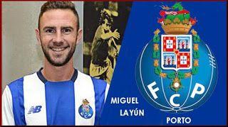 Blog de palma2mex : Miguel Layún al Porto de Portugal
