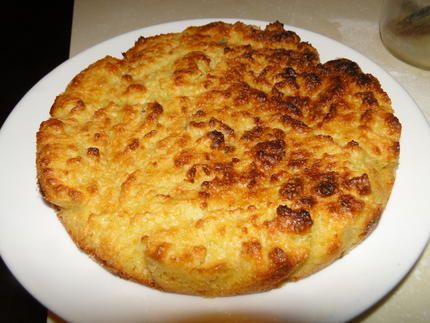 Gâteau de Santiago (pour utiliser des jaunes d'oeufs seuls)