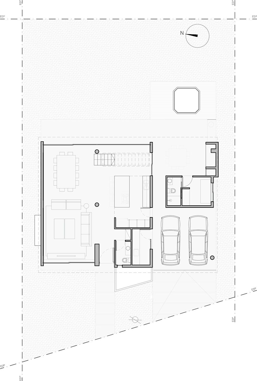 Five Contemporary Country Homes With Floor Plans Planos De Casas Modernas Casas De Dos Pisos Casas Modernas