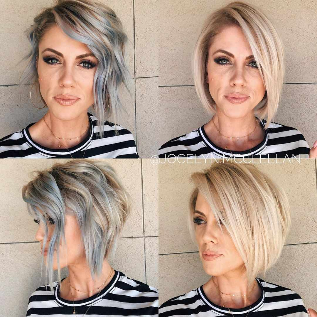 60 Best Pixie Haircuts For Women 2019 Short Pixie Hairstyles For Women Hairstyles Pictures Purple Blonde Hair Modern Short Hairstyles Celebrity Short Hair