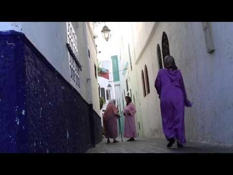 Morocco In Motion – Medina @ Assilah – Maroc – NOW Maroc