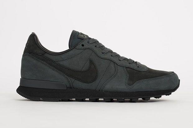 Nike Internationalist LX 全新配色設計「Anthracite」