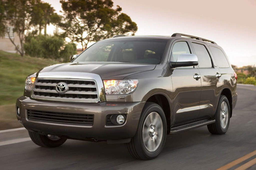 2015 Toyota Sequoia  Price and Features  CARS  Pinterest