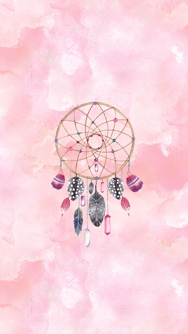 Download Dreamcatcher Wallpaper Iphone 5s Wallpaper Cute Backgrounds