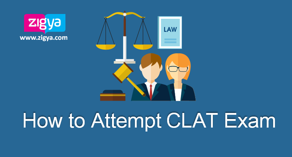 How To Attempt Clat Exam Exam Common Law Candidate