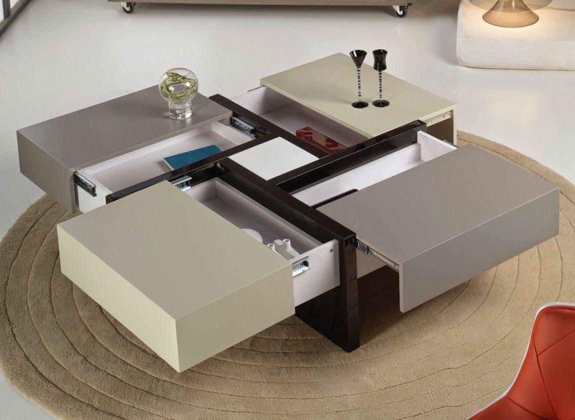 Mesa ratona moderna awesome interiors pinterest for Centros de mesa modernos para casa