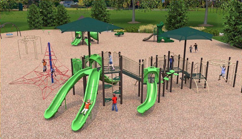 East Cobb Park In Marietta Park Suburbs Acre