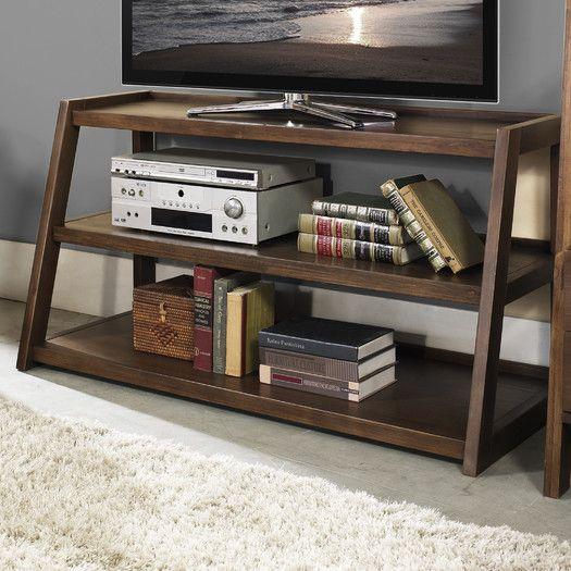 Simpli Home Sawhorse Tv Stand Simpli Home Home Entertainment Furniture Home
