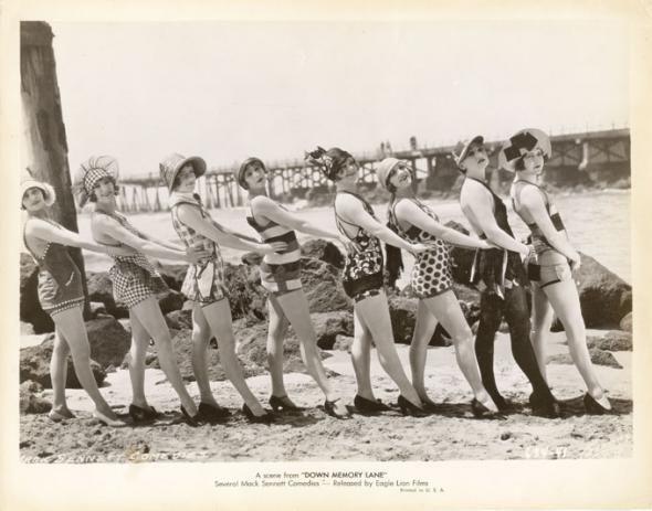 Bagno Retrò ~ Retro swimsuits love it costumi da bagno vintage