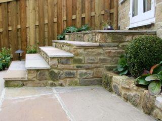 Garden Design Yorkshire garden landscapingpaperbark garden design a small garden in