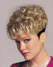 wedge haircut for curly hair image result for curly wedge hairstyles pictures 2953