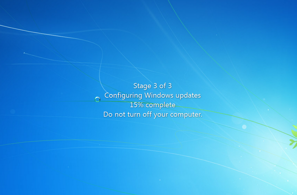 Why Do Windows Updates Take So Long To Install Windows Installation Window Installation