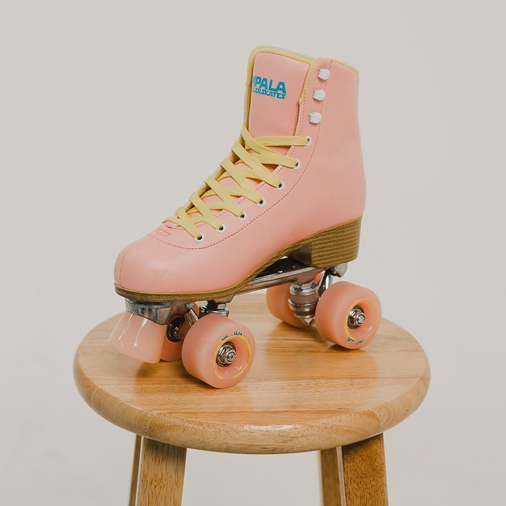 90812062525d Patine cu rotile Rio Roller Milkshake blue pink