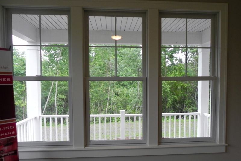 Door installation windows installation windows for Anderson vinyl windows