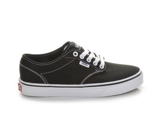 vans atwood mujer gris