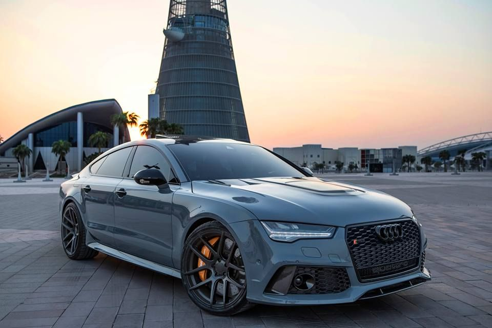 APR Stage3 2018 Audi RS7 Image Tuning Performance 4 | Rides