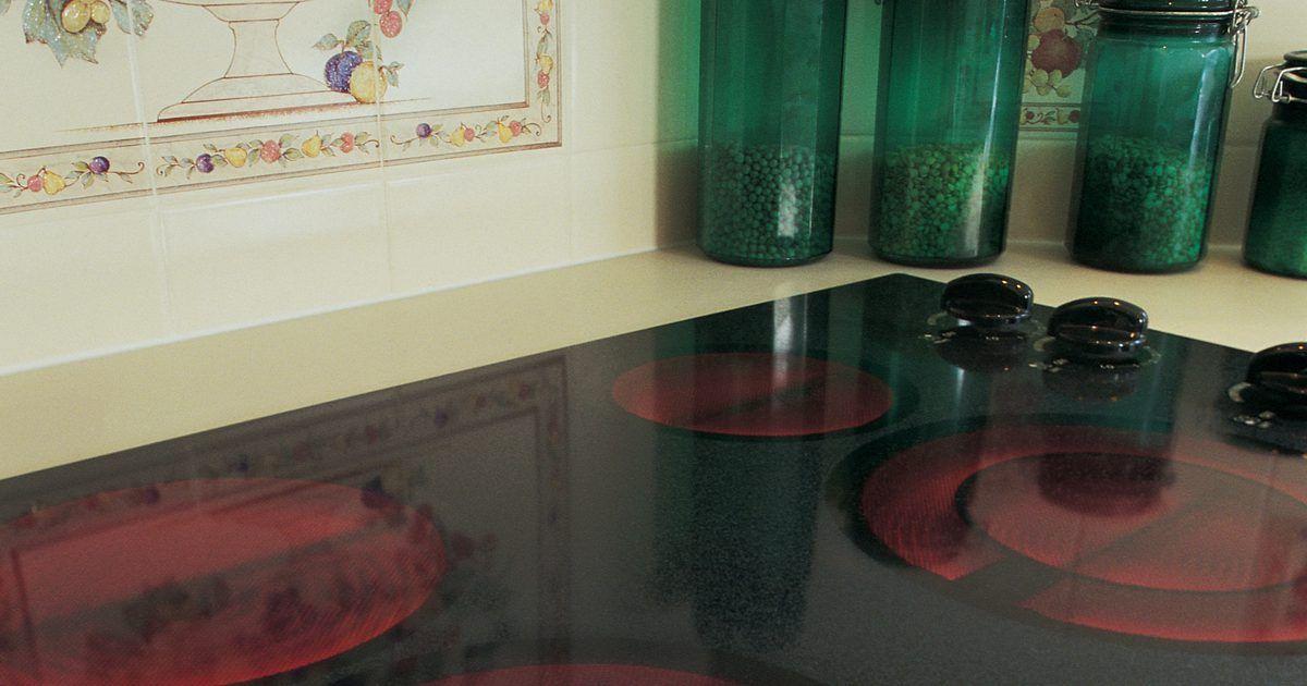 Cmo limpiar azcar quemada de una vitrocermica  Tips aseo  Pinterest  Limpiar cocina Limpiar y Como limpiar estufa