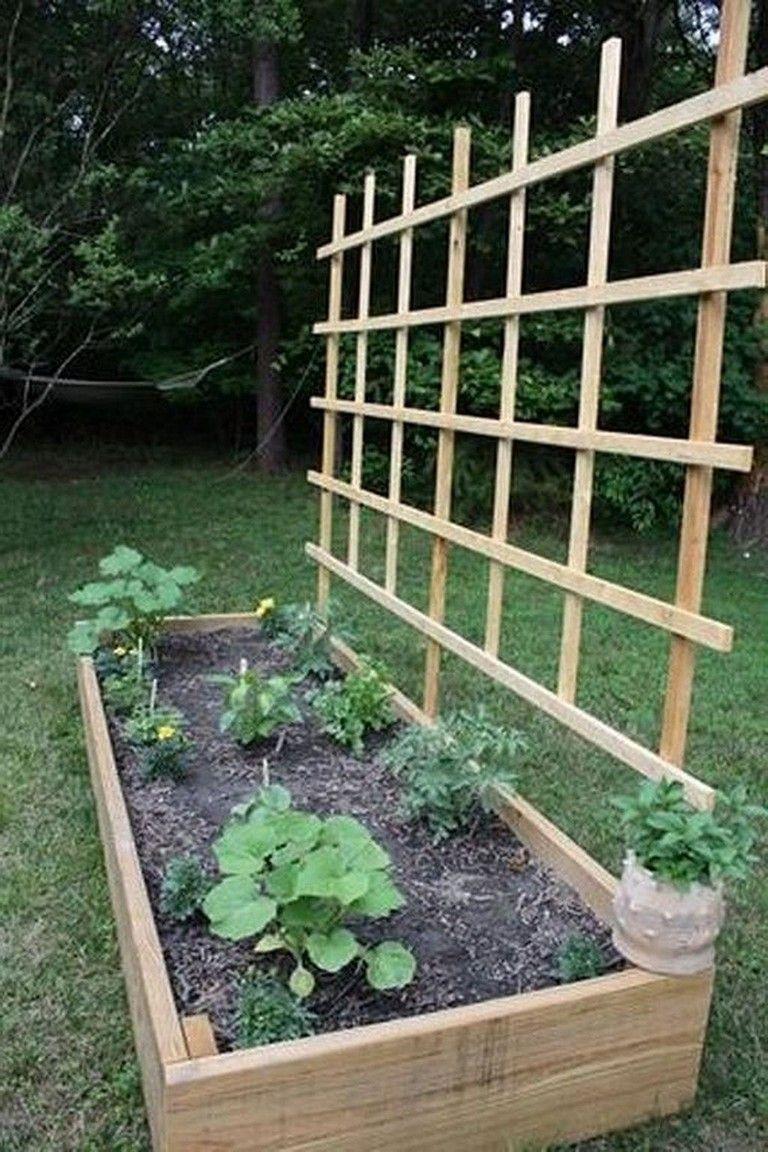 35 Cozy Raised Garden Bed Ideas For Backyard Garden Garden