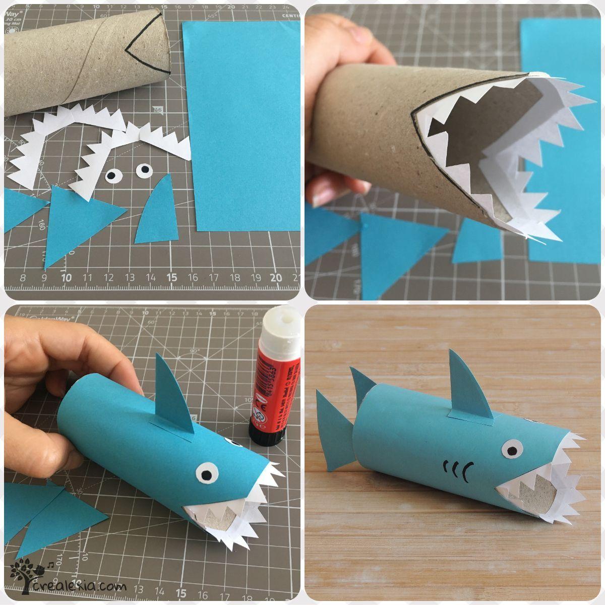 Photo of Készítsünk állatkertet papír gurigából