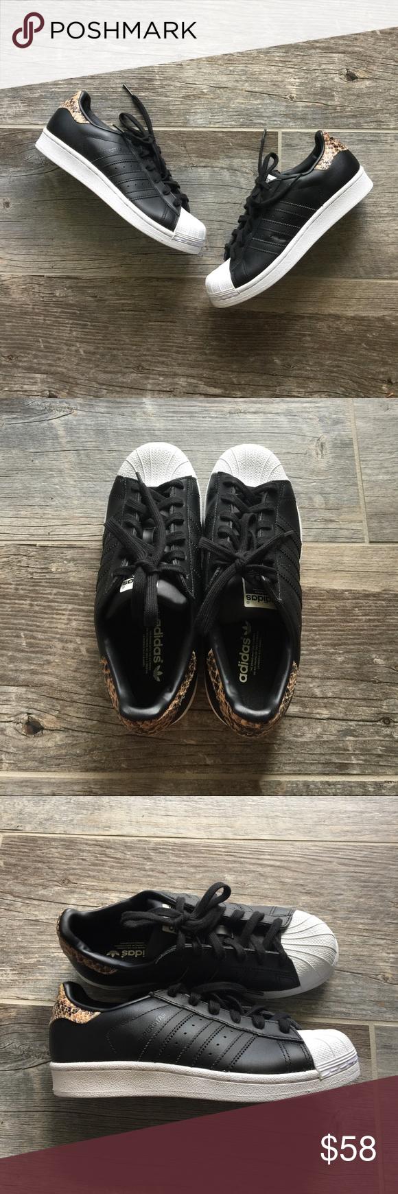 black adidas shoes size 6