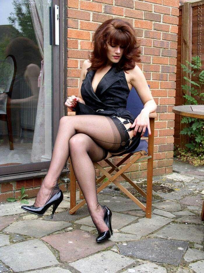 photo Heeled transvestite high