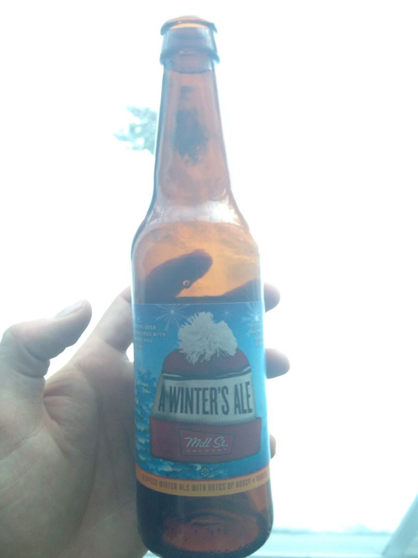 A Winter's Ale, Mill Street Brewery, Canada
