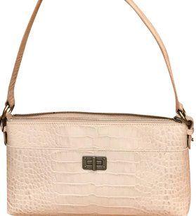 Lauren Ralph Lauren Pink Leather Baguette - Tradesy 2201ec13f0be6