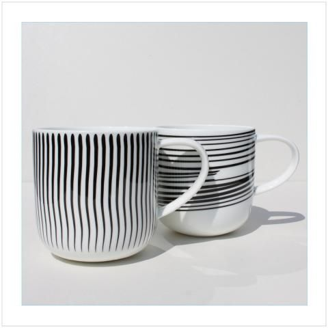 Trouva: ASA Horizontal Stripes Selection Coppa Mug
