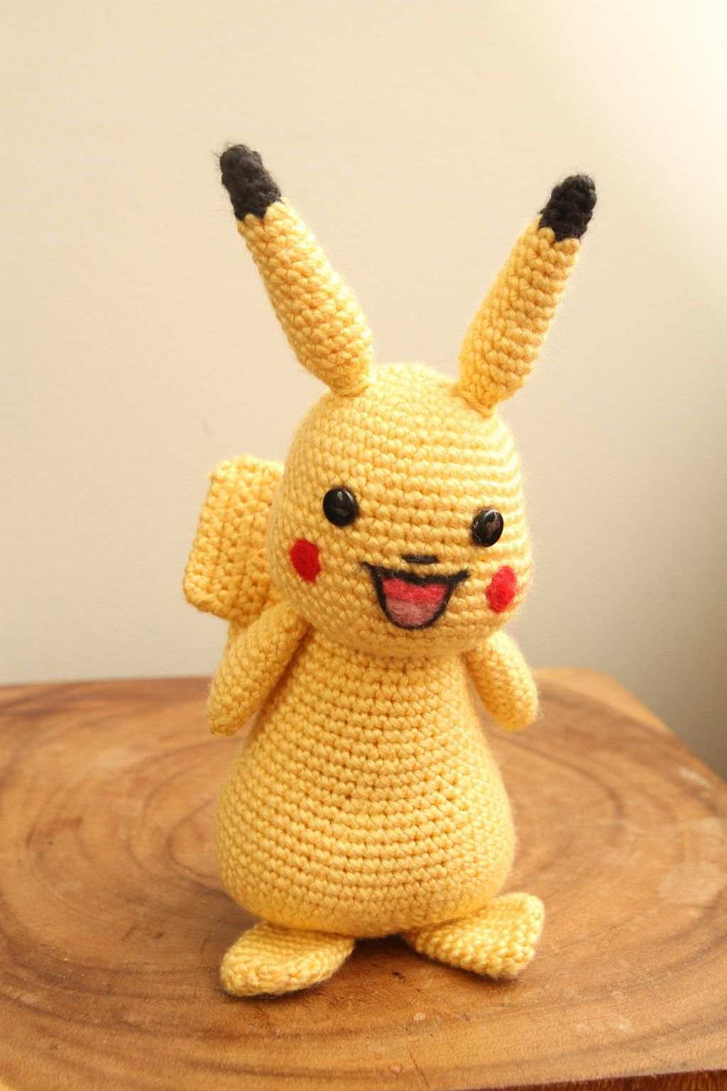 Pikachu With Pattern By Inayastoybox My Dolls Pinterest