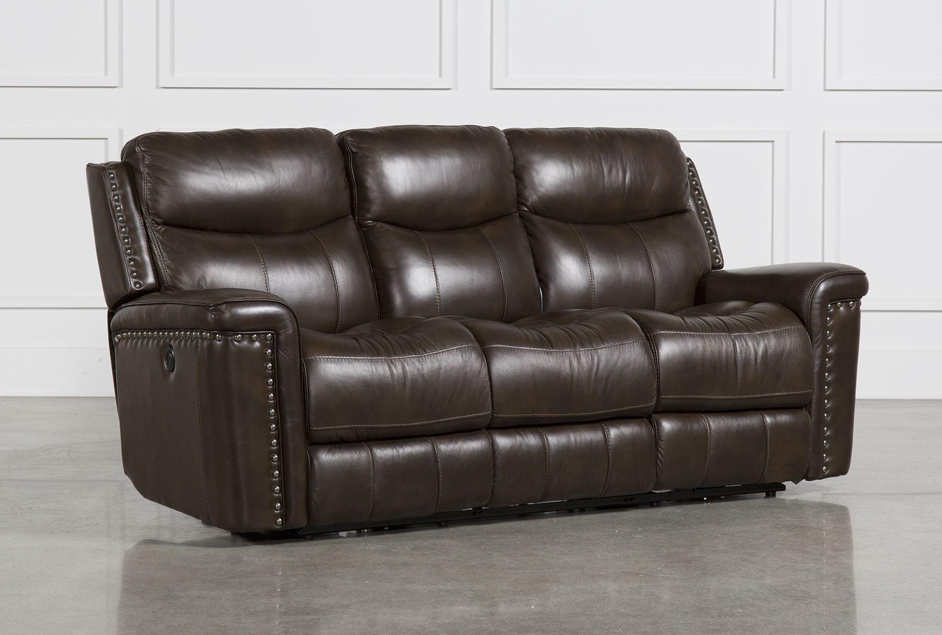 Bowman Power Reclining Sofa Sofa Reclining Sofa Living Room Designs