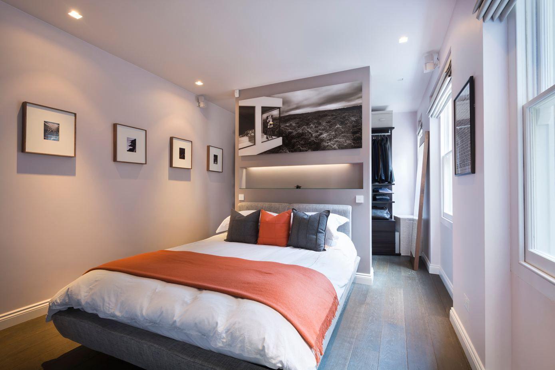 Cabina Armadio Per Hour : Risultati immagini per cabina armadio dietro il letto bedroom