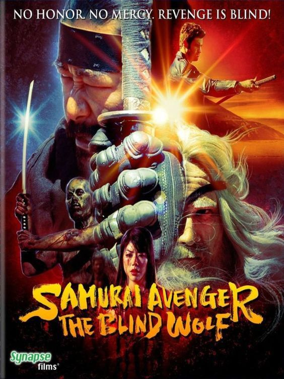 Watch Samurai Avenger: The Blind Wolf (2009) Full Movies (HD quality) Streaming