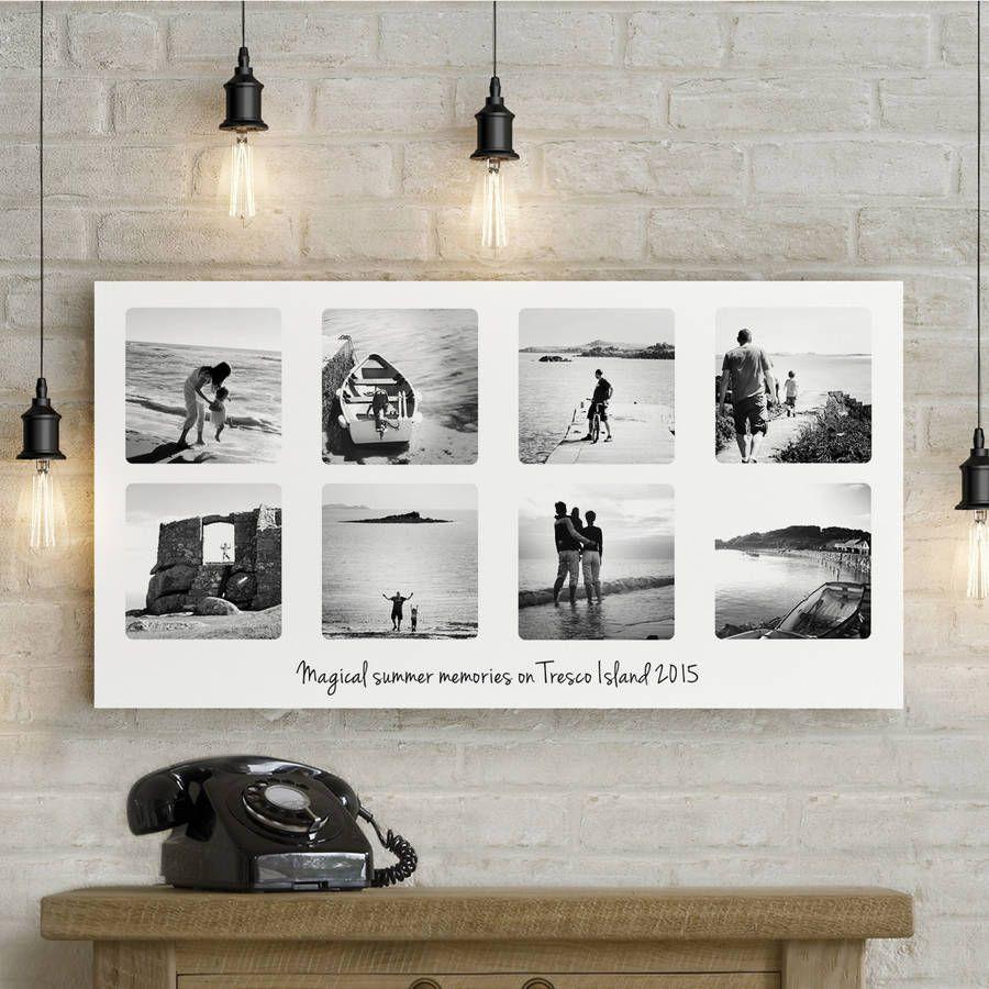 eigenes foto auf leinwand erinnerungen in szene setzen. Black Bedroom Furniture Sets. Home Design Ideas