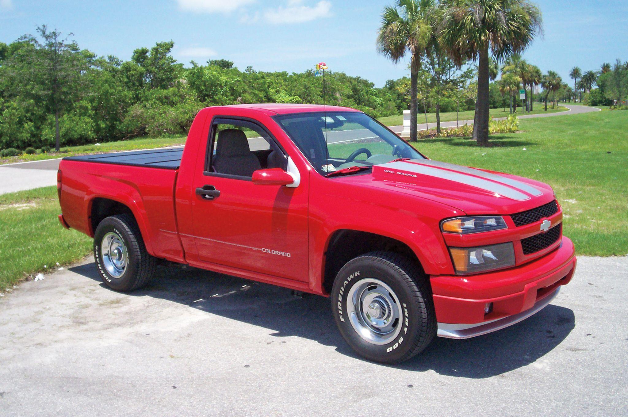 2005 Chevrolet Colorado Reviews and Rating Motor Trend