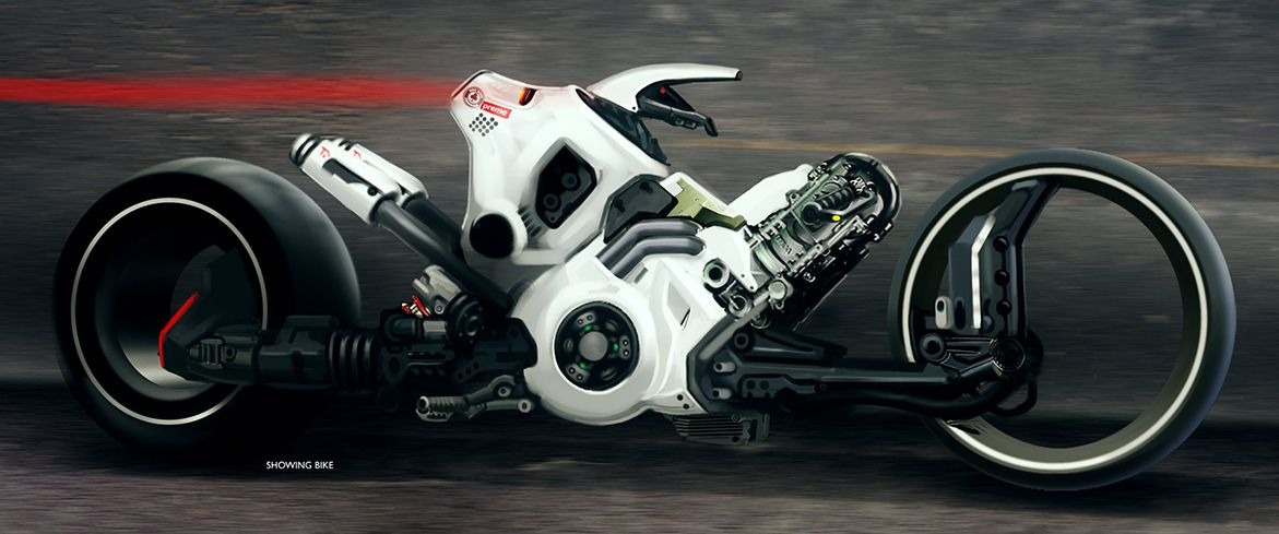 Concept cars and trucks: Motorcycle concepts by Paul Denton   Motor ...