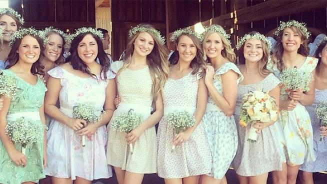 Wedding Tip Little People World Star Jeremy Roloff Is Married