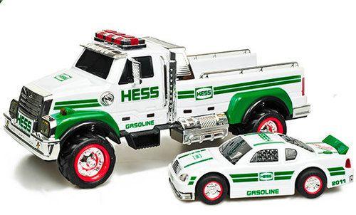Hess Truck 2011 Model Hess Toy Trucks Toy Trucks Trucks