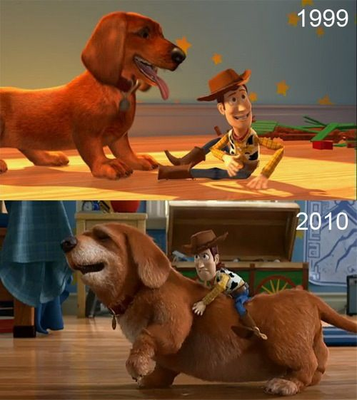 Then And Now A Compilation Of Photos Over The Years Disney