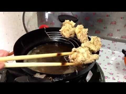 ไก่ทอดคาราอะเกะ by แหม่ม - YouTube