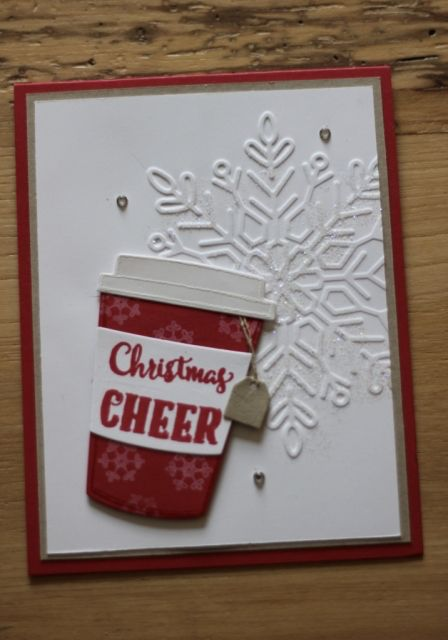 Merry Café - Stampin' Up! Christmas | 2018 Stampin Up Holiday ...